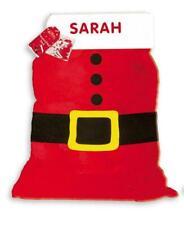 Large PERSONALISED SANTA SACK Christmas Xmas Stocking Decoration Any Name