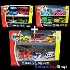 The Little Bus TAYO & Friends 14 pcs Toy Mini Cars Tayo Rogi Rani Gani Max Poco