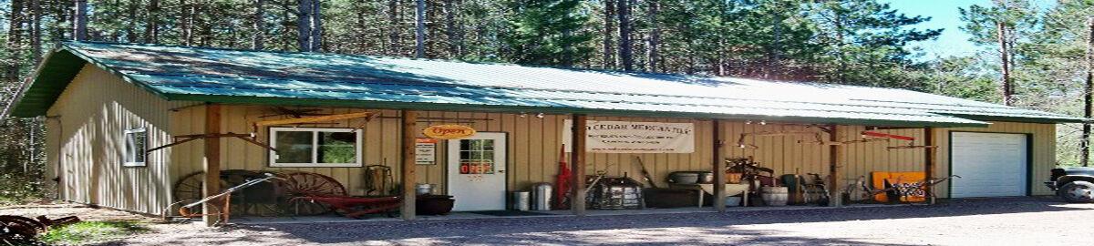 Red Cedar Mercantile Antiques