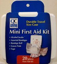 QC Mini First Aid Kit - 20 piece