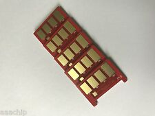 5 x Toner Chip 106R01530 for Xerox WorkCentre 3550 (USA, UK, W. EURO) 106R01528