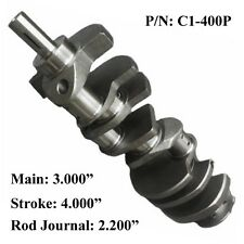 "with 2.100/"" Rod Journal SGI Cast Nodular Crankshaft SB Ford 351W 3.850/"" Stroke"