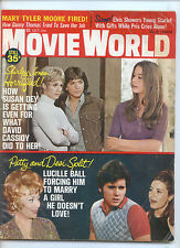 MOVIE WORLD  October 1971 (10/71) - Complete Issue