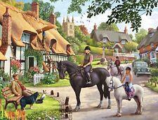 Rectangular Jigsaw - Country Life