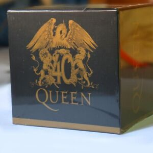 Queen 40 15 Cd Box Set Hollywood Records