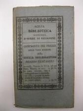 GRISOSTOMO S. Gio., Del sacerdozio. Volume unico
