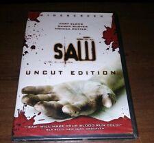 Saw uncut Edition dvd