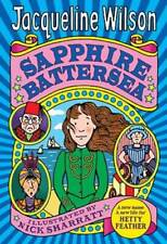 Sapphire Battersea (Hetty Feather) - Hardcover By Wilson, Jacqueline - GOOD