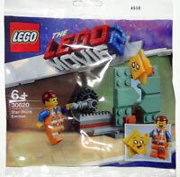 Lego Movie 2 Star-Struck Emmet Mini Figure Set 30620
