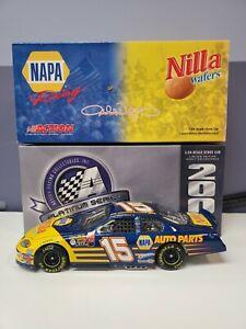 2003 Action Racing Platinum Series Bank Michael Waltrip 15 NAPA Nilla 1:24 1/456