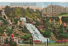 Chicago Olson Rug Company Olson Park Ad Postcard 1947