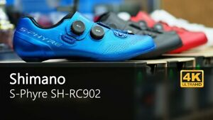 2021 Shimano SH-RC902E rc902 S-PHYRE Road Shoes CARBON widesizing