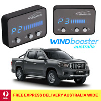 Windbooster throttle controller to suit LDV T60 2017 Onwards
