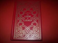 PROSPERO MERIMEE-GLI AMORI DI CARMEN e latri racconti-BIBLIOTECA PERUZZO-1985