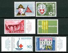 SWITZERLAND - SVIZZERA - 1963 - Serie di propaganda