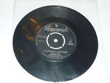 "BRENDA LEE - It Started All Over Again - 1962 UK 7"""