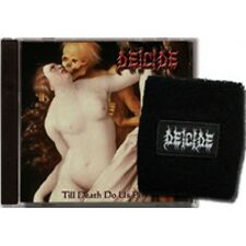 "Deicide ""Till Death Do Us Part"" CD w/ Sweatband - NEW!"