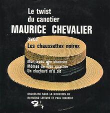 ★☆★ CD Single Eddy MITCHELL Les CHAUSSETTES NOIRES Paul MAURIAT Raymond LEFEVRE
