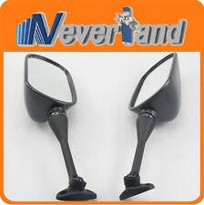 Left&Right Rearview Mirror for Honda CBR 600RR 03-06 1000RR 04-07 Carbon Fiber