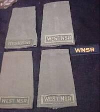 Epaulette & Flash Lot WNSR West Nova Scotia Canadian