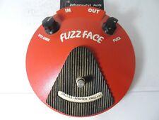 90's Dunlop JHF-2 Dallas Aribiter England Fuzz Face FX Pedal NTE102 Transistors
