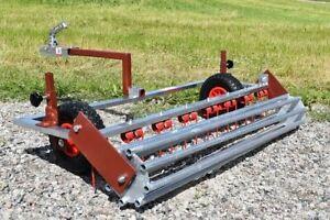 Kalio®1000 Reitplatzplaner Reitbahnplaner -inkl.Räder, mit Zugmaul f. Anhängerk.