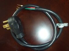 Ge Washer Amp Dryer Power Cords Ebay