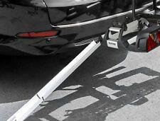Laderampe Alu Fahrrad Anhängerkupplung EUFAB
