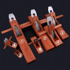 W006 Woodworker Woodworking Tools Hand Redwood Carpenter Tool Kit set Planes