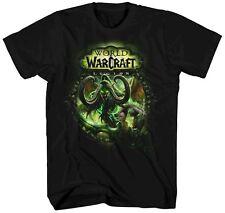 World of Warcraft Men's Legion Key T Shirt (Large, Black)