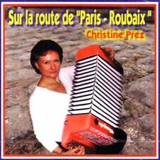 "Christine Prez ""Sur la route de Paris-Roubaix"" CD"