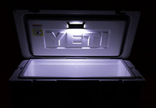 Badger LED Light Coolers Ice Chests Lids Waterproof