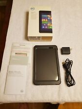Dell Venue 8 Tablet 5830 with Targus SafePort Rugged Max Pro Case
