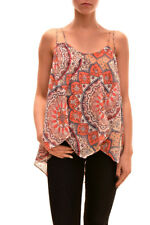 Finders Keepers Women's Memphis Top Light Persian Size S RRP $130 BCF712