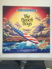 The Beach Boys Japan Laserdisc