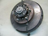 Hyundai Terracan (hp) 2.9 Crdi 4WD Knuckle Hub Right Front 58720H1000