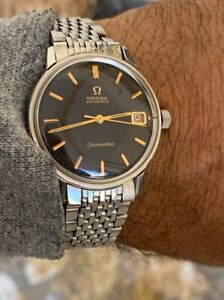 omega seamaster automatic 35mm Cal ,562 Men's Wrist Watch