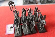 Games Workshop WARHAMMER Tomb Kings Scheletro CAVALIERI KNIGHTS Reggimento di 8 Modelli