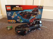 Lego 76048 - Marvel Super Heroes - Iron Skull Sub Attack - Vehicles Only - New