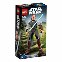 75528 LEGO STAR WARS Rey Buildable Figure 85 Pieces Age 8 Years+