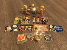 Lotto Simpsons Sorpresine Ferrero Card Copri Orologio