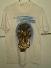 Vintage 1986 Zz Top Original Afterburner Tour Shirt Size Large T-Shirt