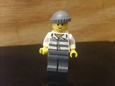 Mini-figure LEGO CITY: minifig CRIMINEL - Figurine OCCASION EXCELLENT ETAT