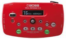 BOSS Boss Vocal Performer Red VE-5-RD from japan