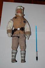 """Luke Skywalker Hoth Scar Version 12""""-Hasbro-Star Wars 1/6 Customize Side Show"""