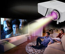 UNIC LCD Projector Full HD 1080P LED Projector Video Home Cinema Theater WIFI US