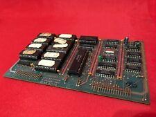 VINTAGE HOHNER GP98 ORGAN SYNTHETIZER ELECTRONIC KEYBOARD CARD ST. NR. 821 110