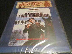 "DVD ""LE SOLITAIRE DE FORT HUMBOLT"" Charles BRONSON - western"