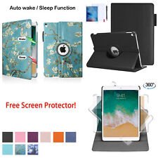 iPad Air 3 Case 2019 iPad Pro 10.5 2017 Smart 360 Rotating Cover w/ Pen Holder