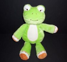 Target Sweet Sprouts Frog Plush Soft Green Stuffed Animal Adventure 2013 Toy